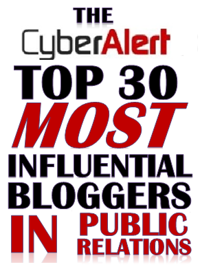 The 30 Most Influential Bloggers in Public Relations
