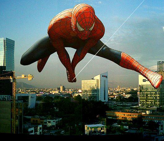 Spiderman PR