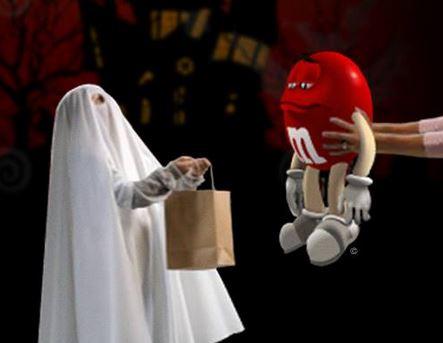 M&Ms Halloween
