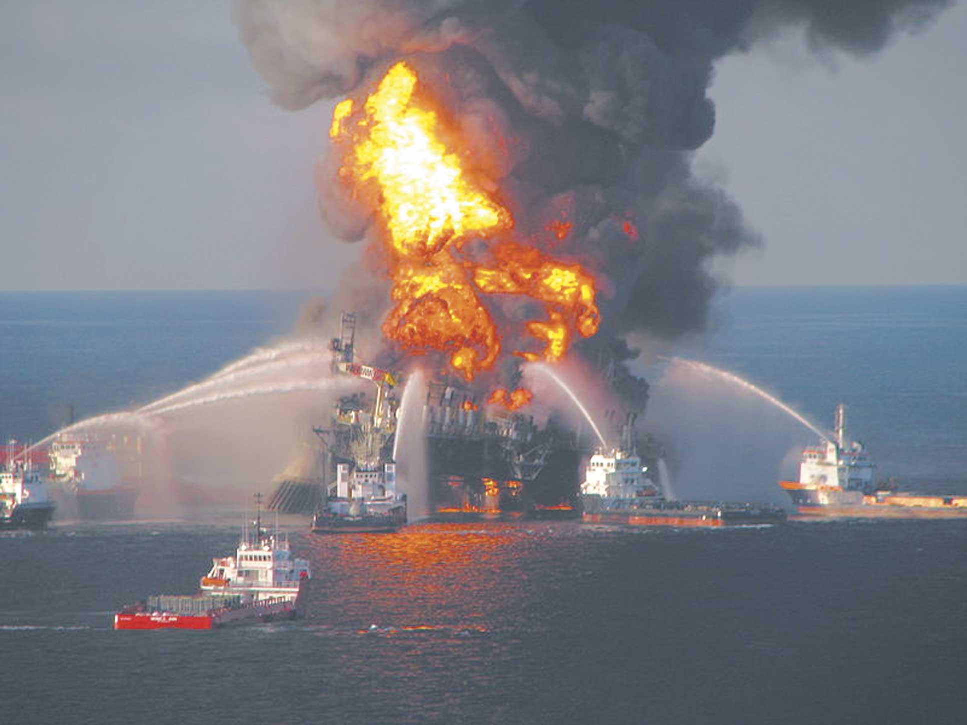PR criis - BP oil spill