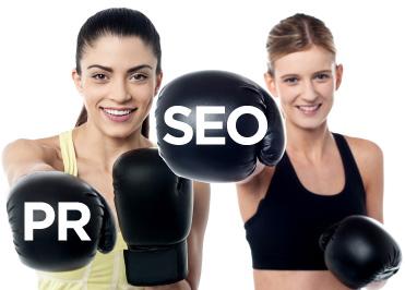PR vs SEO agencies