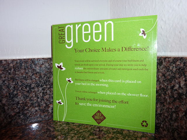 how to avoid greenwashing charges