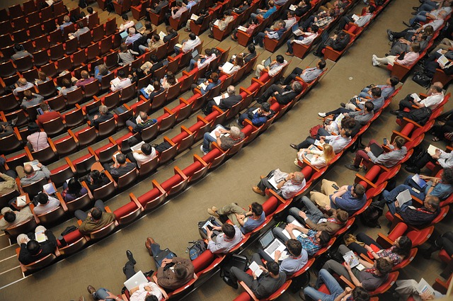 tips for attending conferences