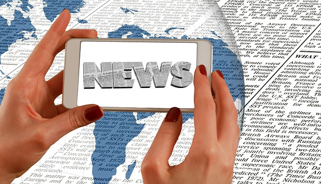 news consumption PR implications