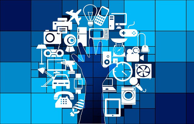 internet of things for PR & marketing