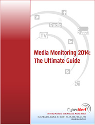 The 2014 Ultimate Guide to Media Monitoring