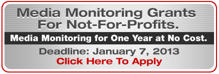 media monitoring grants : click here to apply