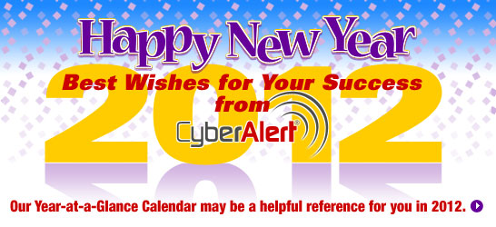 Happy New Year! Wishing Success To All in 2012