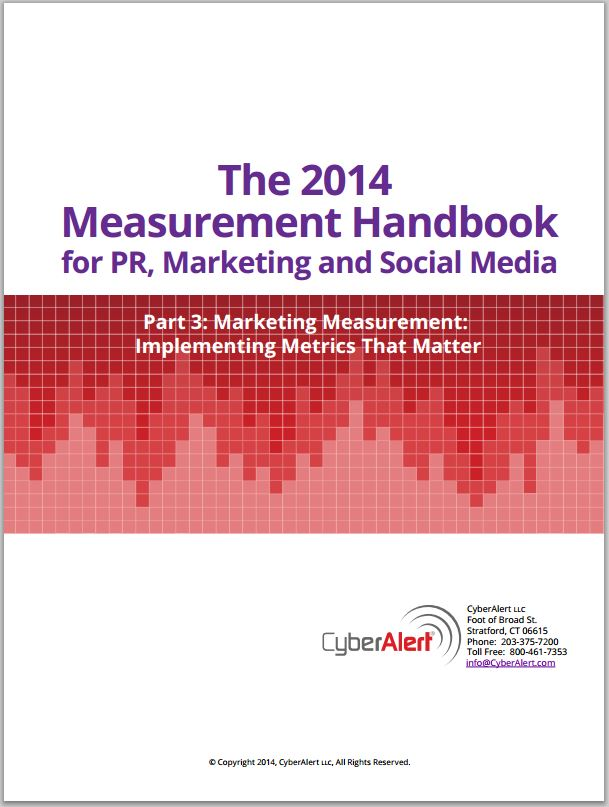 Marketing Measurement: Implementing Metrics That Matter