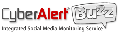 CyberAlert Buzz: Integrated Social Media Monitoring Service