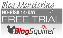 Blog Monitoring Free Trial