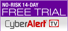 CyberAlert TV Free Trial