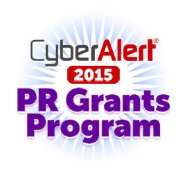 CyberAlert PR Grants Program