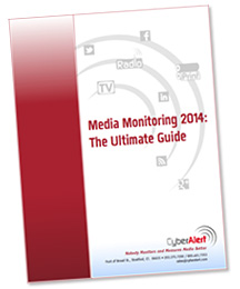 Media Monitoring 2014: The Ultimate Guide