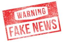 Warning: Fake News