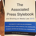 AP StyleBook Updates in 2015 Edition