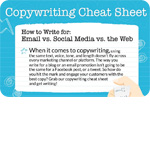 Copywriting Tips for Key Marketing Channels