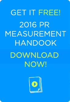 The 2016 PR Measurement Handbook