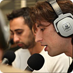 Go Around / Come Around: Podcasts Could Be The Next Big Thing