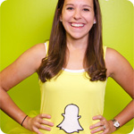 Snapchat's Robust Growth Draws Attention of Marketers