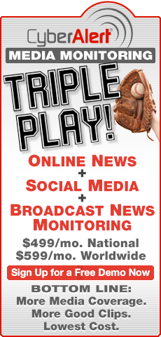 Media Monitoring Triple Play Offer