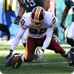 Washington Redskins Fumble PR Measurement Claim